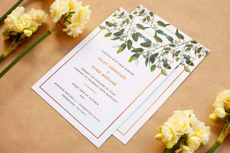 Convites de Casamento e Convites de Aniversário