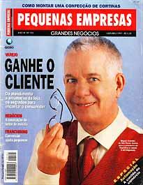 Revista Pequenas Empresas Grandes Negócios