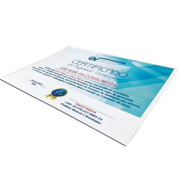 Certificados